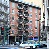 Cool building in Turino, Italy.