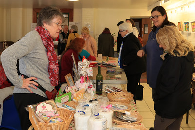 08 FEB 2020 – St Nicholas Church Clock Fund Craft Fair at The 1912 Centre, Harwich – Photo Copyright © Maria Fowler 2020