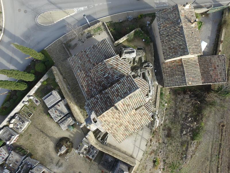 St Pantaleon Church, Provence 01