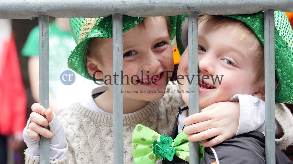 St. Patrick Parade 2016