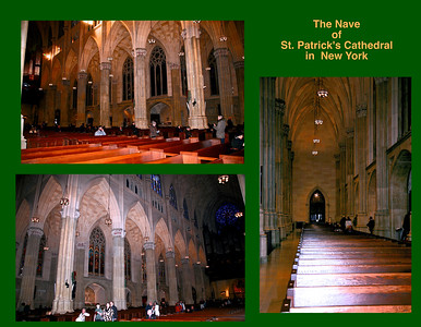 The Nave of St. Patrick's Cathedral