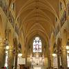 St. Patrick's Church in Lowell has gone through a multimillion-dollar renovation. SUN/JOHN LOVE