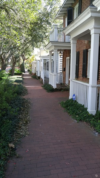 527 E Jones, 'Serenity' front street