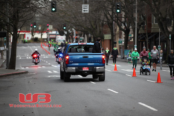 St. Patrick's Day Dash 2017 Heading in