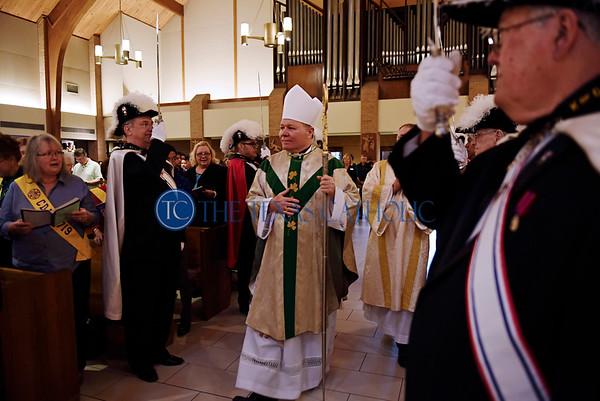 St. Patrick's Day Mass 2017