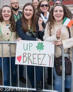 St. Patrick's Day Parade 3/17/16