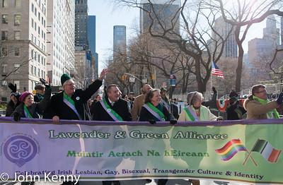 St. Patrick's Day Parade 3/17/17