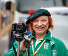 EEXXjob 17/03/2018  SOCIAL St. Patricks parade, Fermoy , County Cork.  Pictured at  this years annual St. Patrick's day parade in Fermoy County Cork Teodor Narbut .   Picture Andy Jay