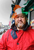 EEXXjob 17/03/2018  SOCIAL St. Patricks parade, Fermoy , County Cork.  At this years annual St. Patrick's day parade in Fermoy County Cork, Gerard Couglan from Fermoy.  Picture Andy Jay