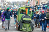 EEXXjob 17/03/2018  SOCIAL St. Patricks parade, Fermoy , County Cork.  Pictured at this years annual St. Patrick's day parade in Fermoy County Cork, The Fermoy Bible Club.  Picture: Andy Jay
