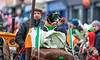EEXXjob 17/03/2018  SOCIAL St. Patricks parade, Fermoy , County Cork. Canine fun at  this years annual St. Patrick's day parade in Fermoy County Cork . Picture Andy Jay