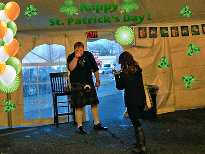 Saint Patrick's Day 2013