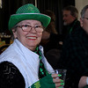 The Fitchburg Senior Center had a Saint Patricks Day Party on Thursday, March 14, 2019. The entertainment was Vinny Prendergast & The Sons of Blarney. they served up a corned beef and cabbage dinner for the party goers. Ready to have some fun is Patricia Bouchard of Fitchburg. SENTINEL & ENTERPRISE/JOHN LOVE