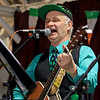 The Fitchburg Senior Center had a Saint Patricks Day Party on Thursday, March 14, 2019. The entertainment was Vinny Prendergast & The Sons of Blarney. they served up a corned beef and cabbage dinner for the party goers. Singing with the band is Vinnie Prendergast. SENTINEL & ENTERPRISE/JOHN LOVE