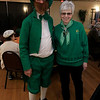 The Fitchburg Senior Center had a Saint Patricks Day Party on Thursday, March 14, 2019. The entertainment was Vinny Prendergast & The Sons of Blarney. they served up a corned beef and cabbage dinner for the party goers. All ready to have some fun is Jack Selinga and his wife Carol Selinga of Fitchburg. SENTINEL & ENTERPRISE/JOHN LOVE
