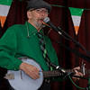 The Fitchburg Senior Center had a Saint Patricks Day Party on Thursday, March 14, 2019. The entertainment was Vinny Prendergast & The Sons of Blarney. they served up a corned beef and cabbage dinner for the party goers. Playing with the band is Paul Luria. SENTINEL & ENTERPRISE/JOHN LOVE