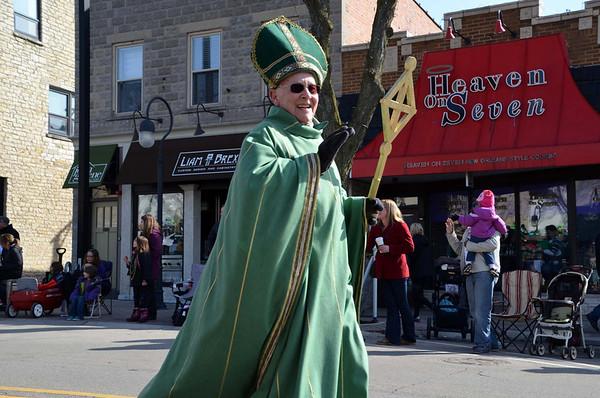 St. Patrick's Parade 2014