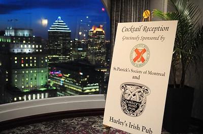 St. Patrick's Society Ball - February 28, 2014