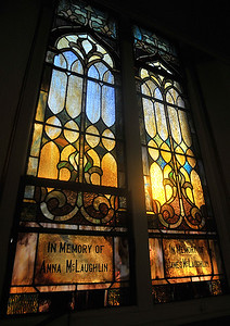 Lisa Yanick Litwiller - Morning Sun  St. Patrick's church was once the center of the Irishtown settlement on the Gratiot and Isabella county border. Now the church and cemetery adjacent are the last standing reminders of the first settlers to the rural area.