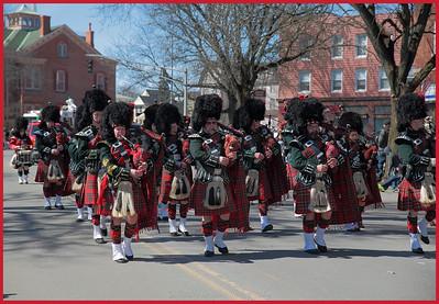 St. Patrict's Day Parade 2014 Kingston NY