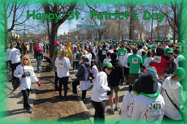 St. Patrict's Day Parade 2014 Kingston NY
