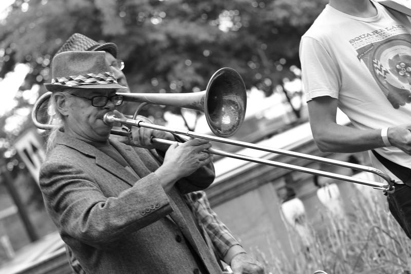 The Brass Messengers I
