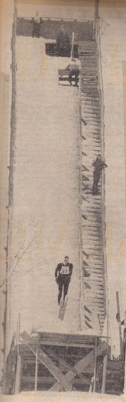 Battle Creek Ski Jump: St Paul, MN (1939-1974)