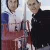 1992 Olympics: Albertville France - Bryan Sanders and his dad Phil