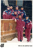 SPSC skier Bryan Sanders on the 1992 Olympic Ski Jumping Team:  Albertville, France