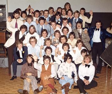 St Paul's Class of 1975 40th Reunion