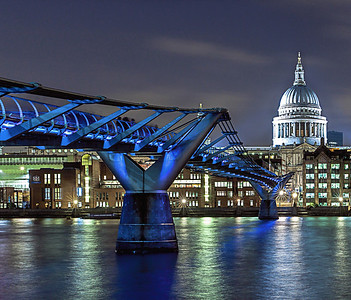 St Paul's Cathedral in London, England