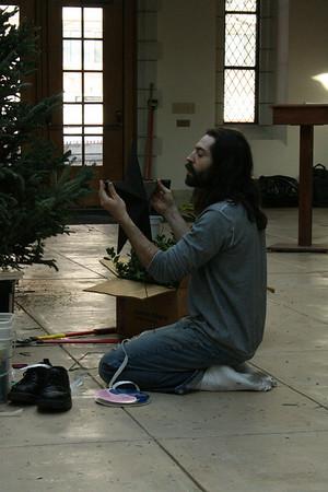 Christmas Preparations 2009