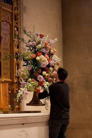 2011 Easter preparations