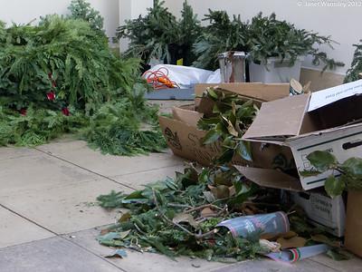 2012 Christmas set up