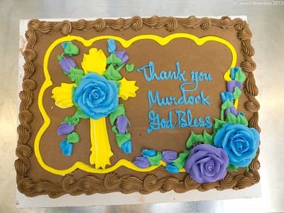 2013 Thank you for Murdock