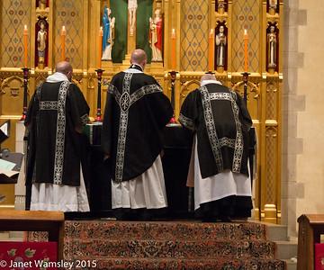 2015 All Souls Requium Mass