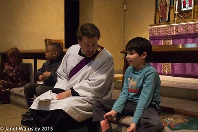 2015 Lent Instructed Eucharist