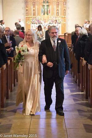 2015 Valentine's Day Wedding