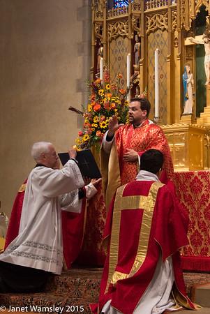 Pentecost Jeff Hual ordination