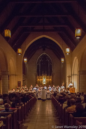 2016 Advent Lessons and Carols