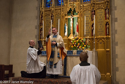 2017 Paul Moberly First Mass