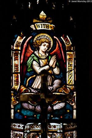 Angel chapel shots