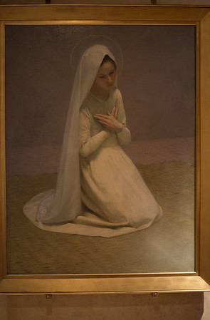 Mary painting