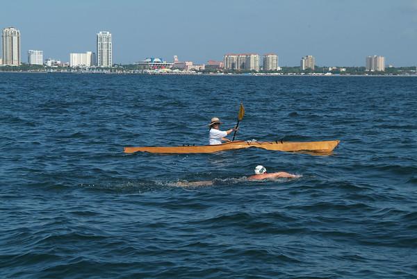 2008 Tampa Bay Swim April 19