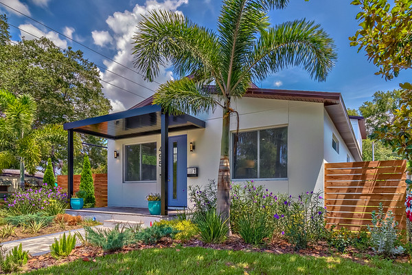 St Pete Real Estate Photoshoot