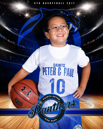 St Peter and Paul Basketball