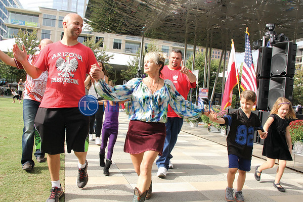 St. Peter the Apostle Catholic Church Anniversary Mass and American-Polish Heritage Fest