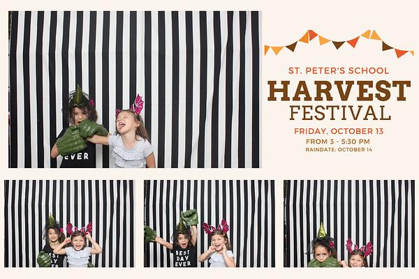 St. Peter's Harvest Festival 2017