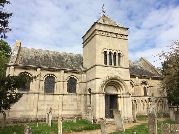 St. Peter's, Tickencote