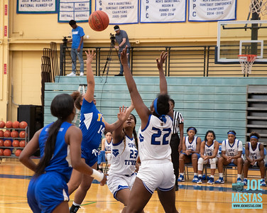 ST Petersburg College vs Florida State College at Jacksonville Girls Basketball